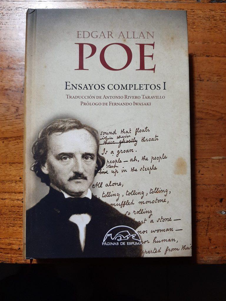 Poe - Ensayos Completos I