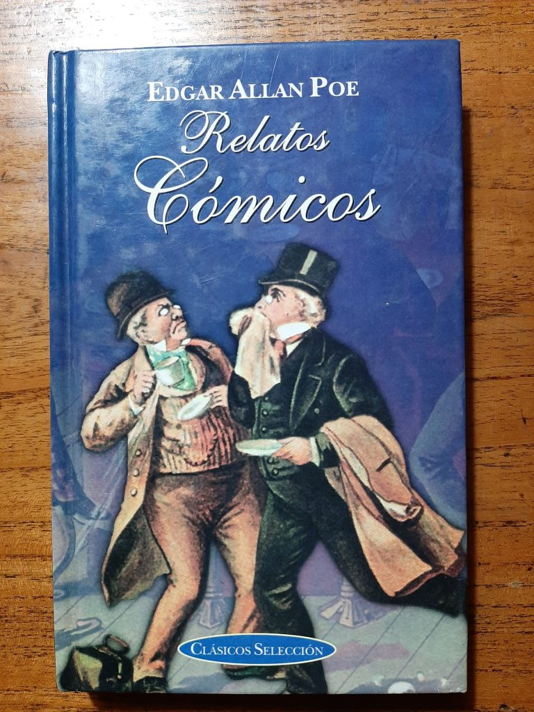 Poe Relatos Cómicos